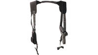 Uncle Mikes Horizontal Shoulder Holster ==== 16 Bl