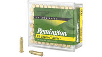 Rem Ammo .22 long rifle 100 Rounds high velocity 4