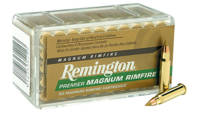 Remington Rimfire Ammo Gold Box .17 HMR AccuTip-V