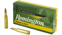 Remington Ammo Core-Lokt 6mm Rem Core-Lokt PSP 100