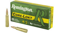 Rem Ammo 250 savage 100 Grain spcl 20 Rounds [2907