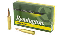 Remington Ammo 264 Win Mag 140 Grain PSP 20 Rounds