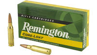 Remington Ammo Core-Lokt 7mm-08 Remington PSP 140