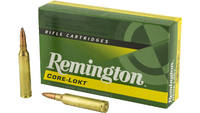 Remington Core Lokt  7MM REM  175 Grain  Pointed S