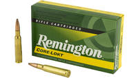 Remington Ammo Core-Lokt 7x57mm Mauser PSP 140 Gra