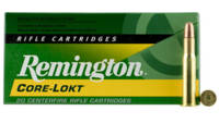 Remington Ammo Core-Lokt 30-30 Winchester HP 170 G