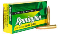 Remington Ammo Core-Lokt 35 Remington PSP 150 Grai