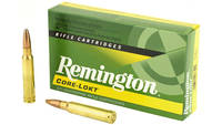 Remington Ammo Core-Lokt 338 Win Mag PSP 225 Grain