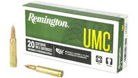 Remington Ammo UMC 223 Remington 55 Grain Metal Ca