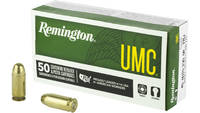 Remington Ammo UMC 45 ACP Metal Case 230 Grain 50