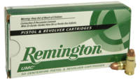 Remington Ammo UMC 357 Sig Sauer Metal Case 125 Gr