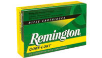 Remington Ammo Core-Lokt 338 RUM PSP 250 Grain 20