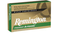 Remington Premier A-Frame 375 RUM 300 Grain PSP 20