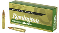 Remington Ammo 6.8mm Remington BTHP 115 Grain 20 R