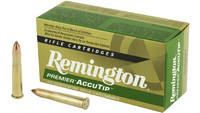 Remington Ammo 22 Hornet AccuTip 35 Grain 50 Round