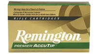 Remington Ammo 30 Remington AR AccuTip Boat Tail 1