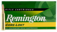 Remington Ammo Core-Lokt 30 Remington AR SP 150 Gr