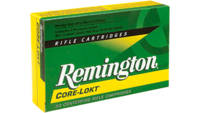 Remington Ammo Core-Lokt 9.3x62mm Mauser PSP 286 G