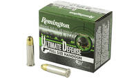 Rem Ammo hd home defense 38 spcl +p 125 Grain bjhp
