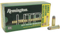 Remington Ammo HTP 44 Magnum 240 Grain Semi JHP 50