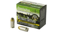 Rem Ammo hd compact handgun defense .45 acp 230 Gr