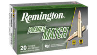 Remington Ammo Match 6mm Creedmoor 115 Grain OTP B