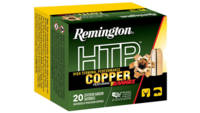 Remingtion Ammo HTP Copper 44 Magnum 225 Grain Bar