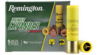 Rem Ammo Barnes Expander 20 Gauge 3in TSX R 5 Roun