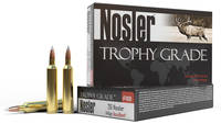 NOSLER Trophy Ammunition 26 140 Grain AccuBond 20