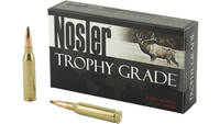 Nosler 260 Remington 125 Grain Partition [60018]