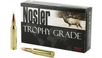 Nosler Ammo Trophy 7mm-08 Remington 140 Grain Accu