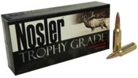 Nosler Ammo Custom 300 Rem SAUM 165 Grain Partitio