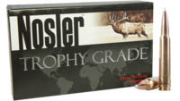 Nosler Ammo Trophy 338 Win Mag 225 Grain AccuBond