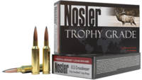 NOSLER Accubond 6.5 Creedmoor 142 Grain Rifle Ammu