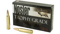 NOSLER Trophy Ammunition 30 180 Grain AccuBond 20