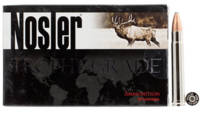 Nosler Ammo Trophy Grade 416 Magnum 400 Grain Part