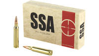 SSA by Nosler 556 NATO 77 Grain Hollow Point Boat