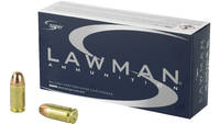 Speer Ammo Lawman 45 ACP 230 Grain TMJ 50 Rounds [