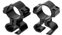 Kwik Std .22 3/8 Mount 3/8in Grooved Rcvr Black [K