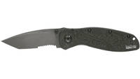 Kershaw Knife BLUR Folder 440A Stainless Tanto Bla