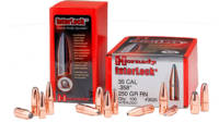 Hornady Reloading Bullets InterLock 35 Caliber 200