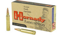 Hornady Ammo Match 223 Remington BTHP/Match 75 Gra