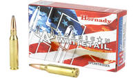 Hornady Ammo Amer Whitetail 7mm-08 Remington Remin