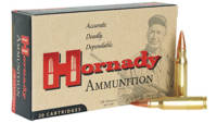Hornady Ammo 6.8mm Remington BTHP 110 Grain 20 Rou