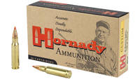 Hornady Ammo Custom 6.8mm Remington SST 120 Grain