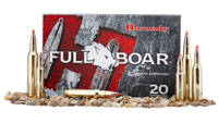 Hornady Ammo Full Boar 6.8mm Remington SPC 100 Gra