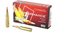 Hornady Ammo .260 remington 129 Grain sst spf 20 R