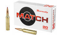 Hornady 260 Rem 130 Grain Eld Match 20 Rounds [855