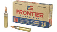 Frontier Cartridge Ammo 5.56x45mm (5.56 NATO) 55 G