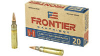Frontier Cartridge Ammo 5.56x45mm (5.56 NATO) 62 G